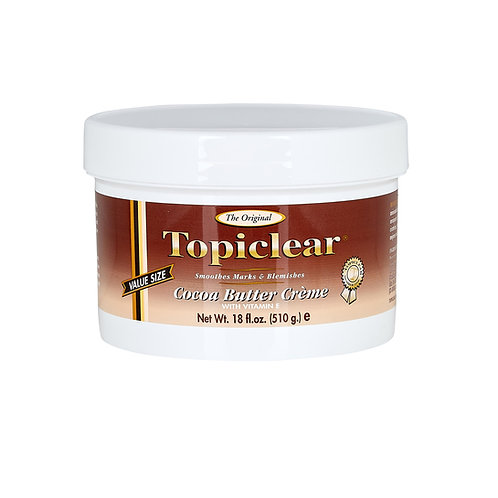Topiclear Cocoa Butter Jar