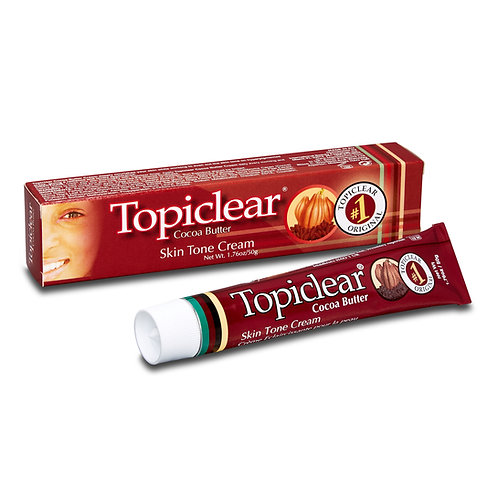 Topiclear Cocoa Butter Skin Tone Cream 50gr