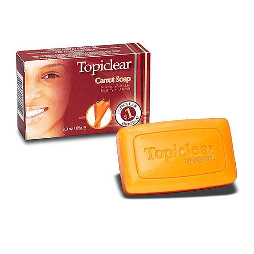 Topiclear Carrot Soap 85 gr