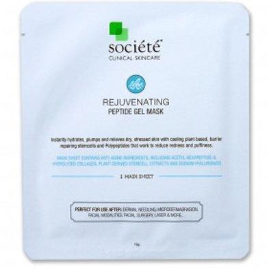 SOCIETE - Rejuvenating Peptide Gel Mask