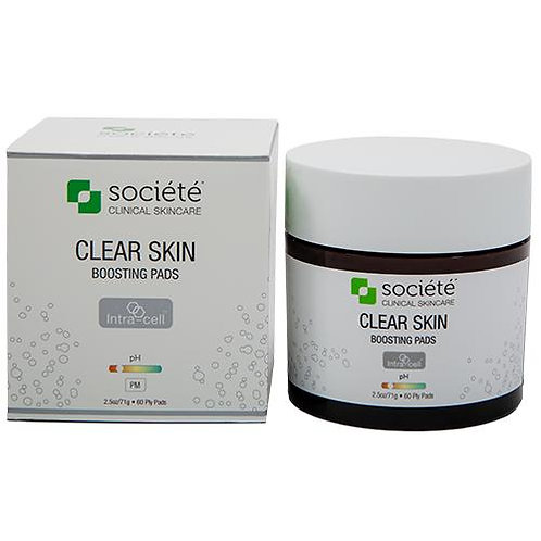 SOCIETE - Clear Skin Boosting Pads