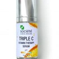 SOCIETE - TRIPLE C Vitamin Therapy Serum
