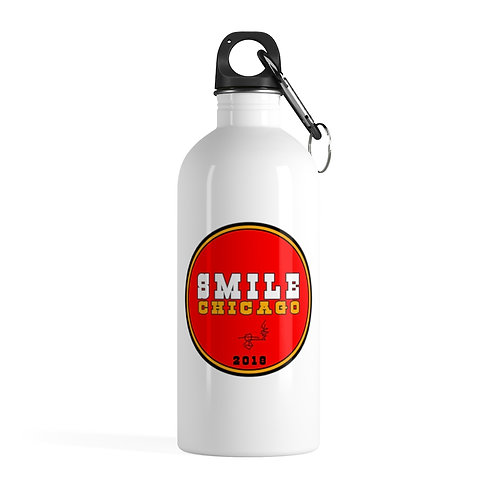 Smile Chicago 2018 Stainless Steel Water Bottle