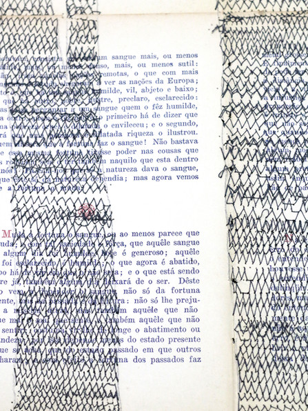Detalhe, Sombra II - Quarentena