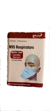 MAGNUM N95 MASK