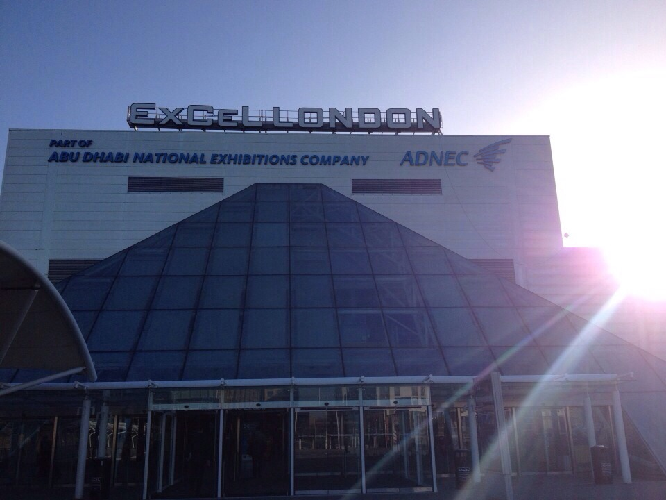 London Cloud Expo azafatas en U.K.