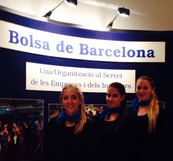2014 Bolsa de Barcelona