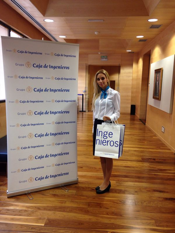 Evento Caja de Ingenieros Madrid