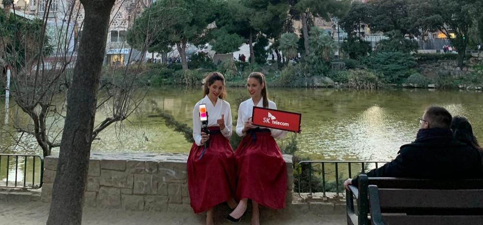 Hostess ISE 2021 - Staff Barcelona ISE