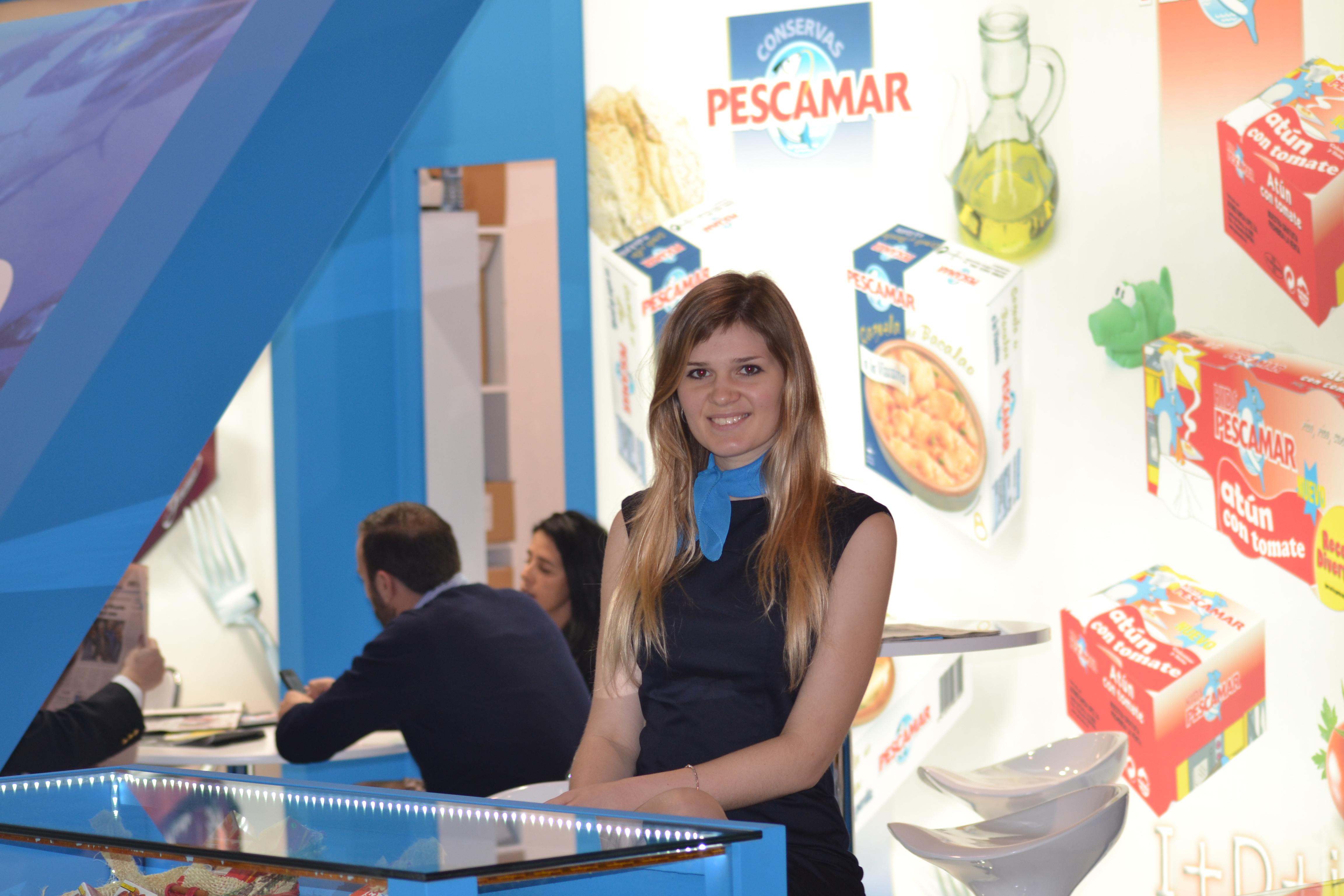 Alimentaria 2014 en Barcelona