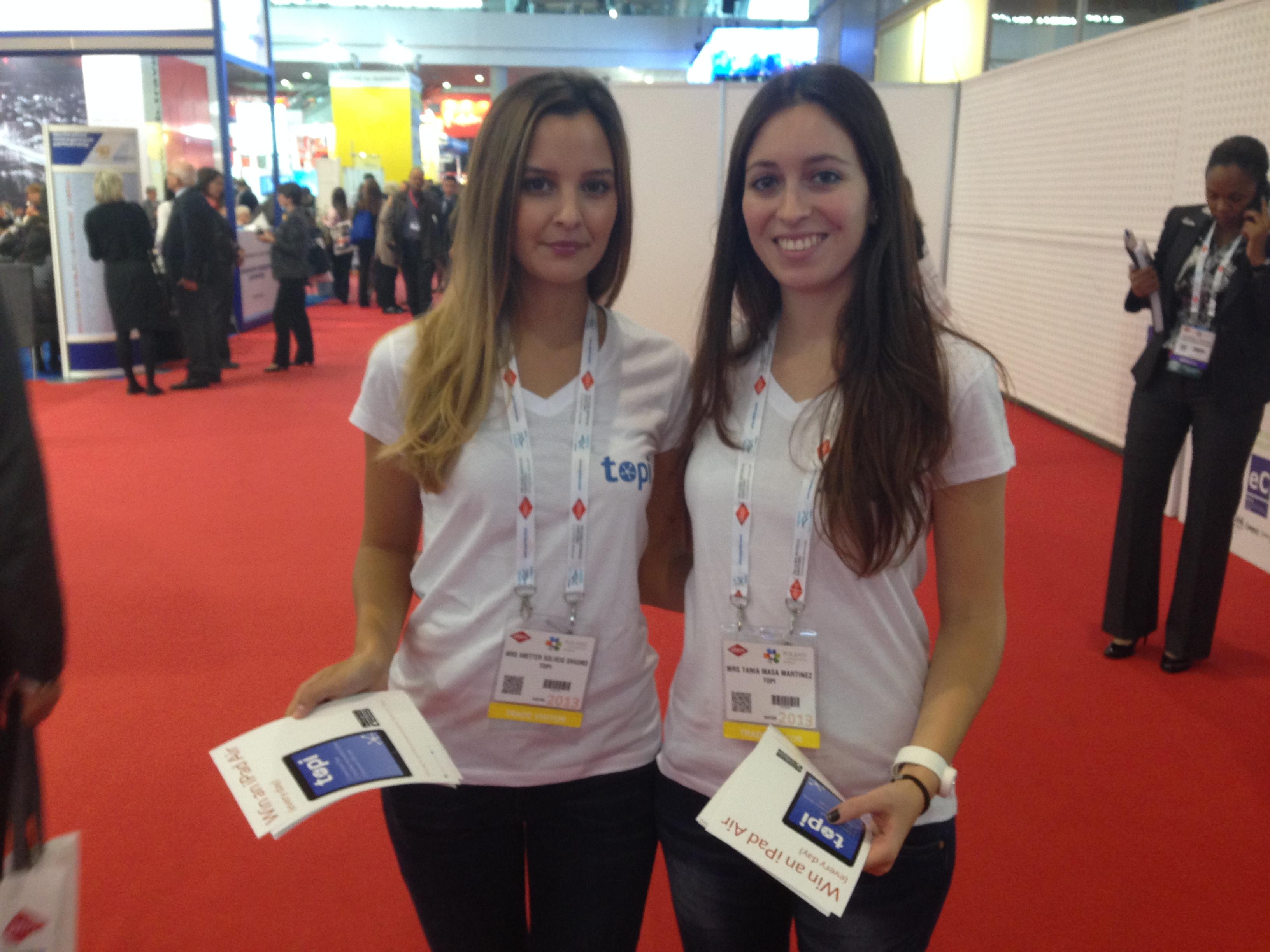 EIBTM 2013 en Barcelona