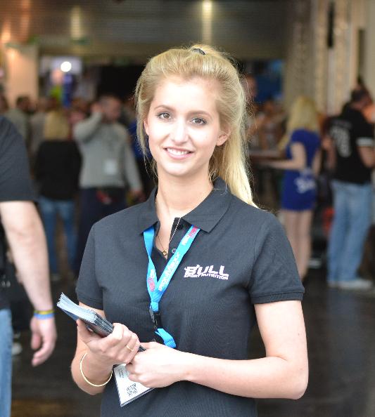 Evento para Bull Sport en Alemania
