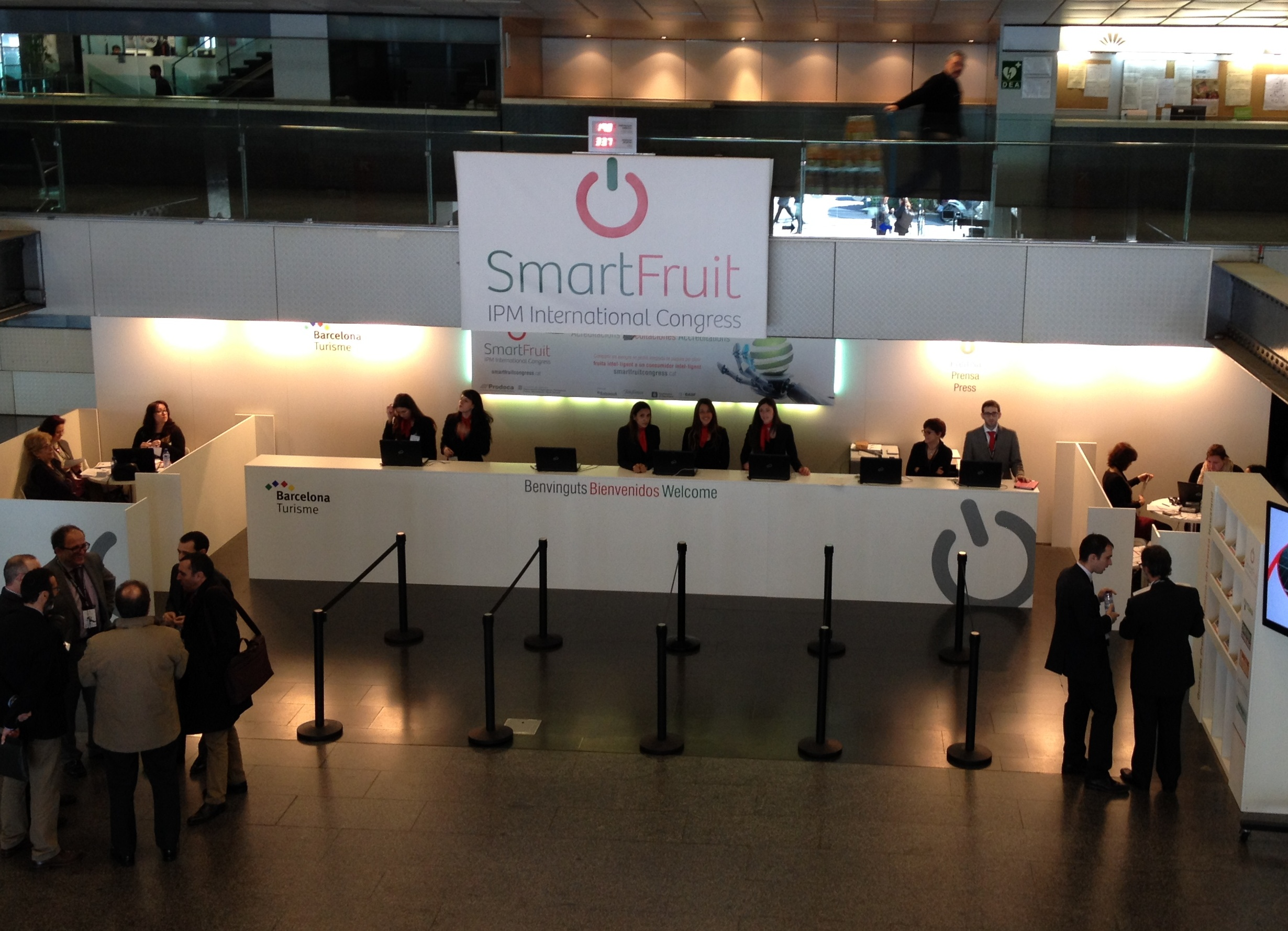 Smart Fruit Barcelona 2014