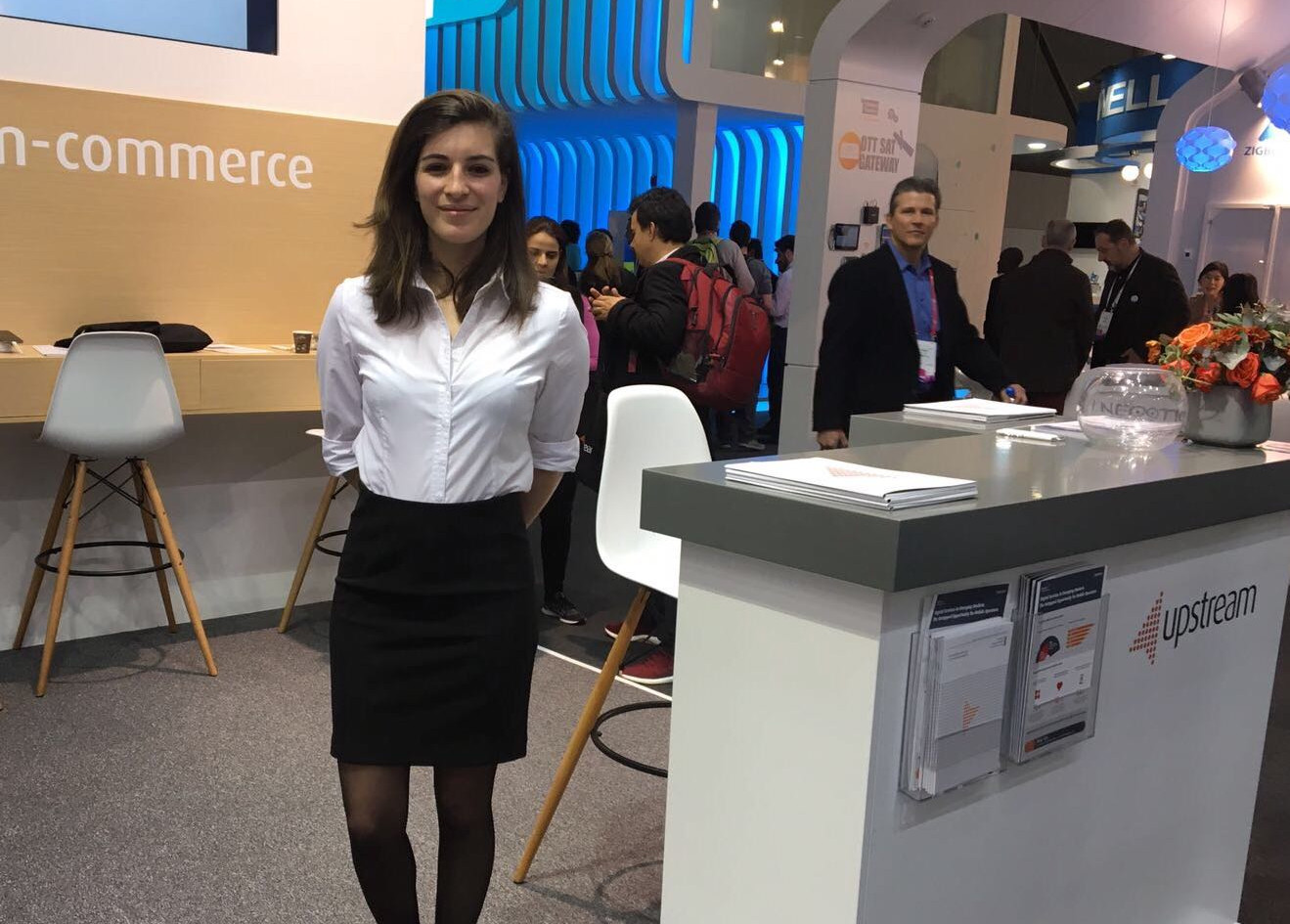Hostess ISE 2021 - Staff Barcelona ISE