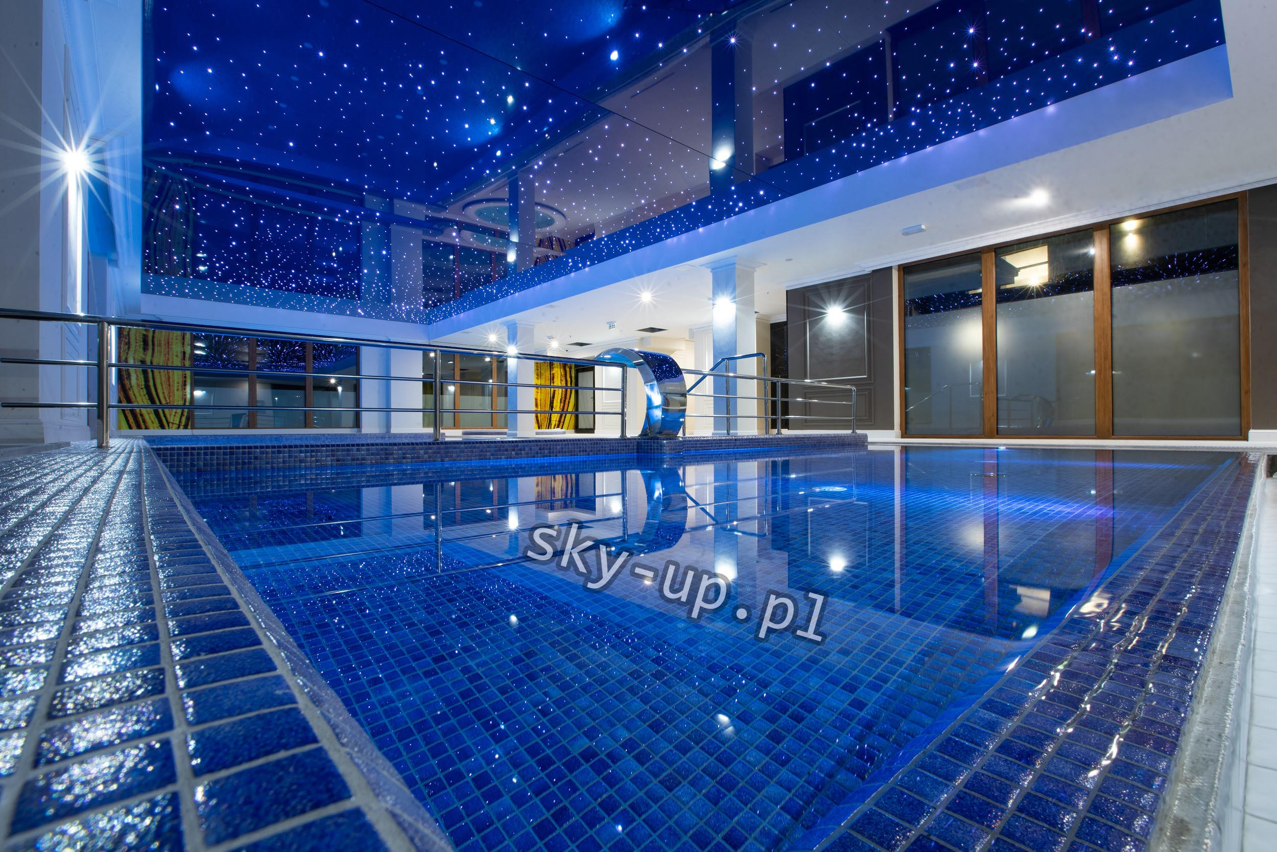 Amber Park hotel spa z basenem sylwester