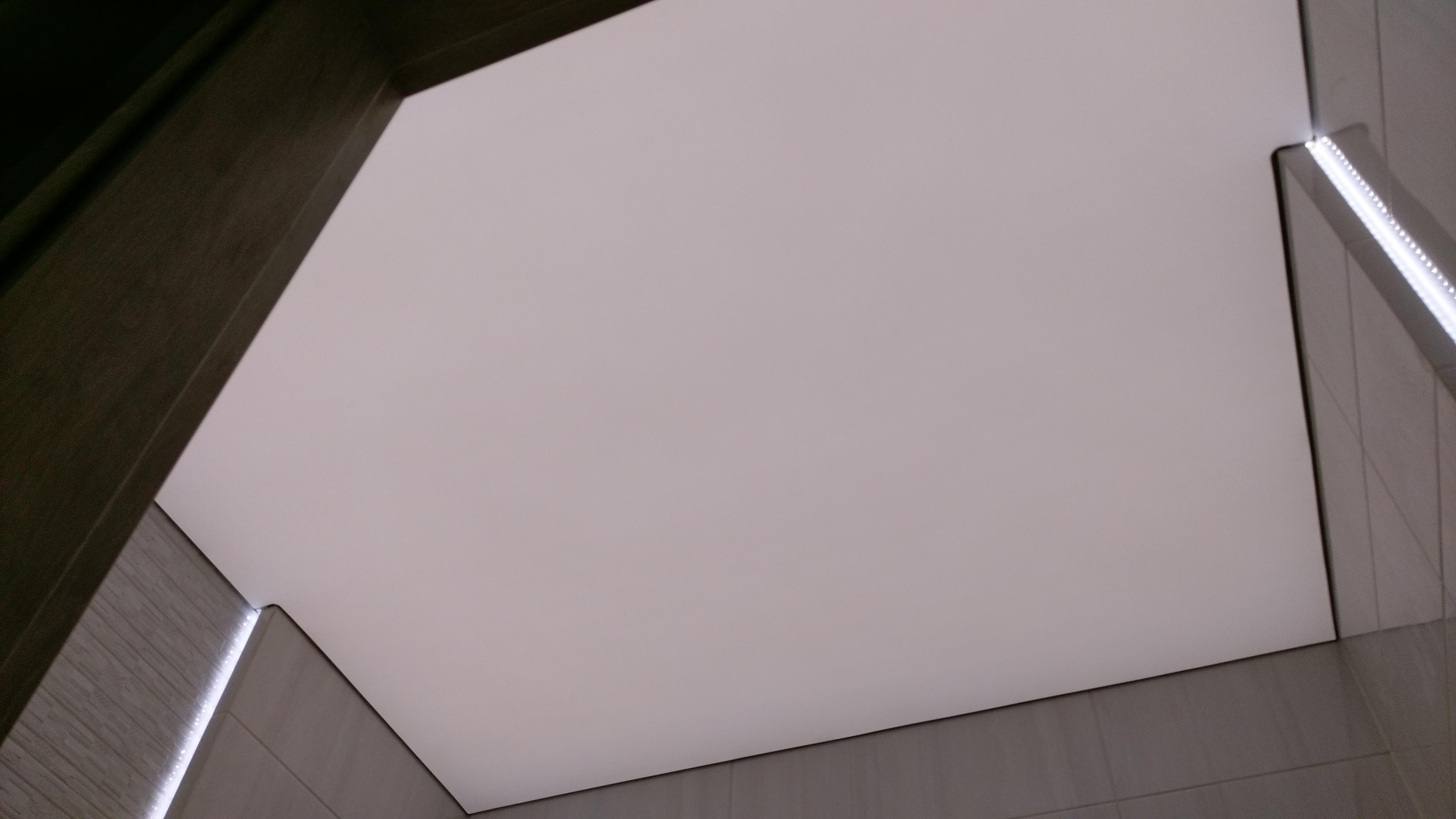 Sufit napinany LED