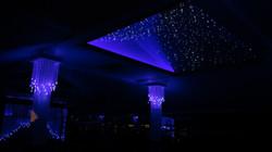 dekoracje światłowodowe