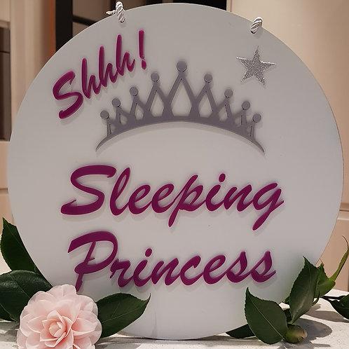 Sleeping Princess room hanger