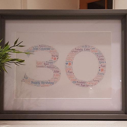 30th Landmark Birthday