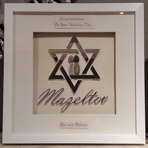 Mazeltov Star of David