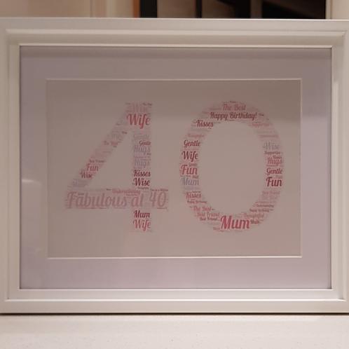40th Landmark Birthday