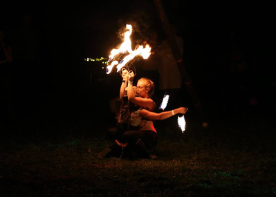 Pacific Northwest Fire Dancers
