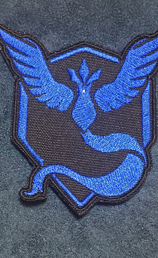 Team Mystic PokemonGo Patch