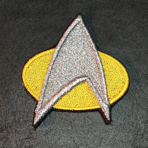 Star Trek - Communication patch