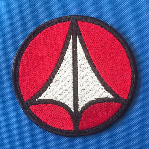 Robotech U.N. Spacy Patch from Macross - Full Coverage