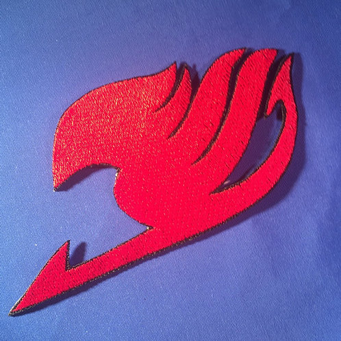 Fairy Tail Patch Patch