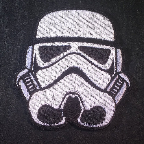 Storm Trooper Patch (Star Wars)