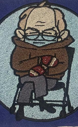 Bernie Inauguration Patch
