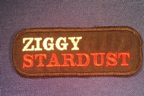 David Bowie / Ziggy Stardust Patch