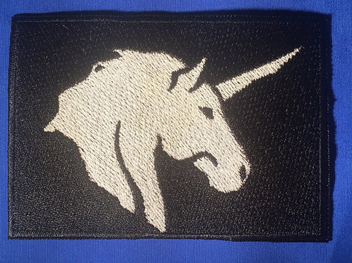 Halo Unicorn Patch