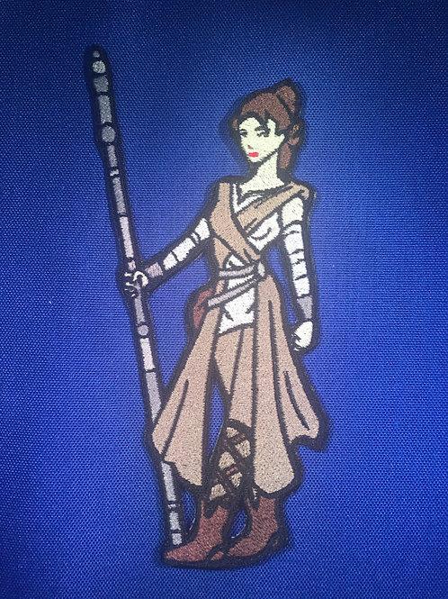 Rey of Star Wars