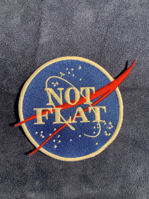 NASA - Not Flat