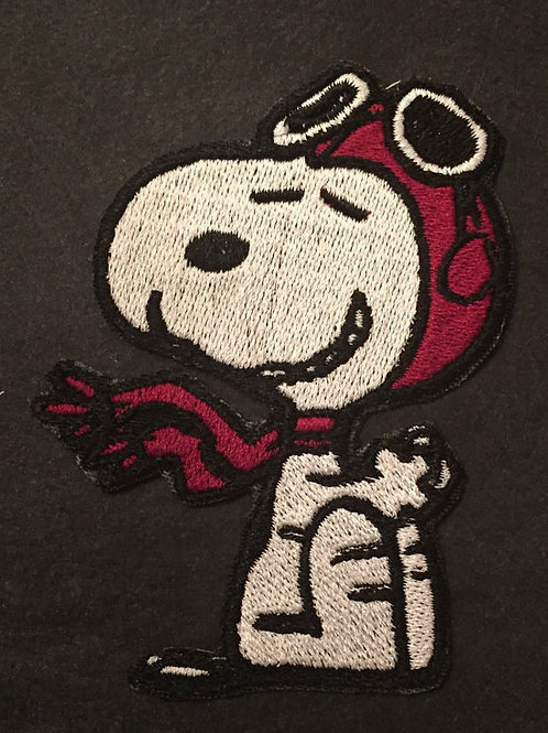 Snoopy the Flying Ace - The Red Baron Patch