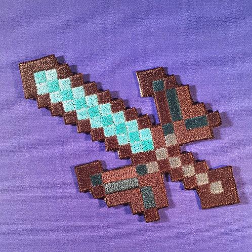 Minecraft Sword Patch