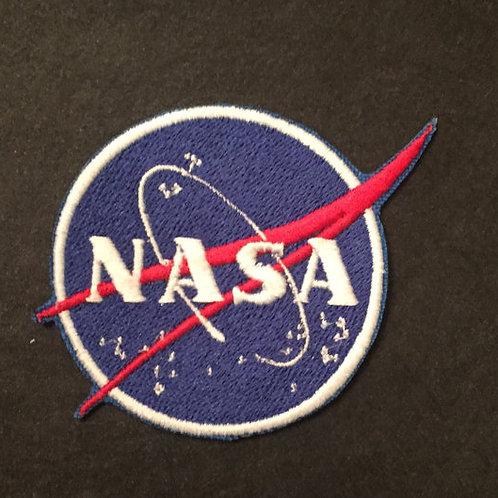 NASA Logo Patch