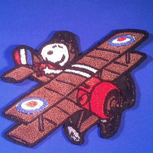 Snoopy the Flying Ace Patch