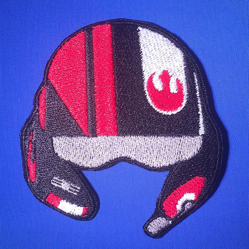 Star Wars Rebel Helmet emblem patch