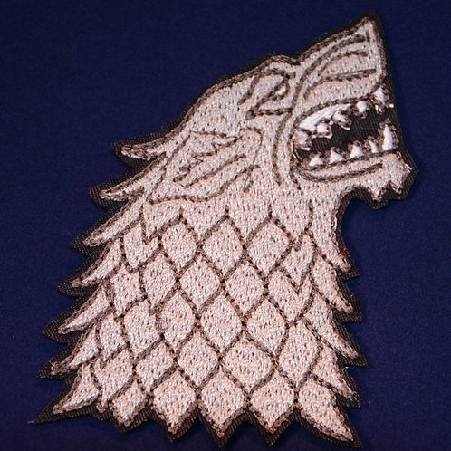 STARK Sigil Dire Wolf Patch (Game of Thrones)