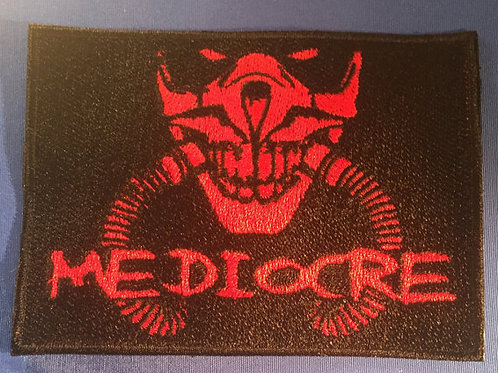 Mad Max: Fury Road Badge - Mediocre patch - FULL COVERAGE