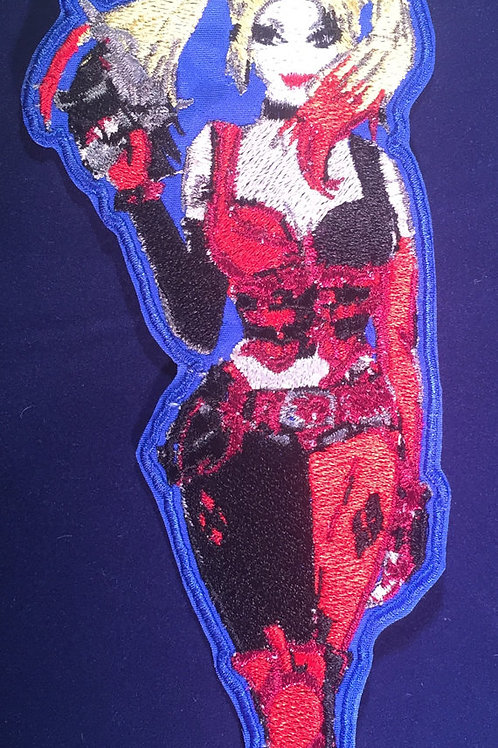 Harley Quinn Suicide Squad Patch