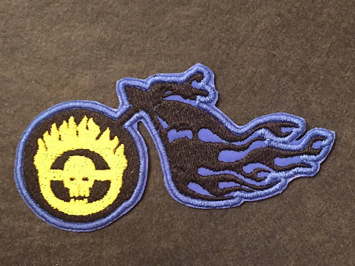 Mad Max: Fury Road Motorcycle patch