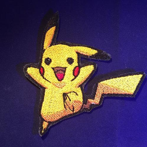 Pikachu (Pokemon) Patch
