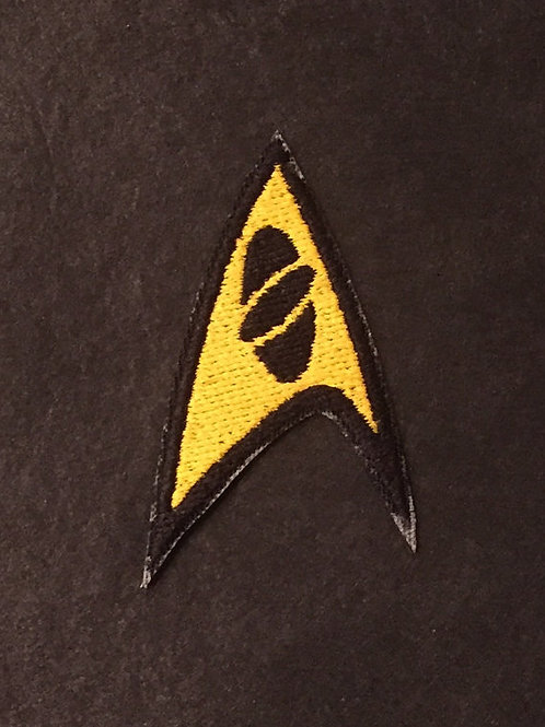 Star Trek - Science Insignia, Patch