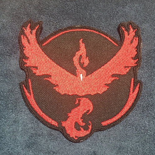 PokemonGo Team Valor Patch