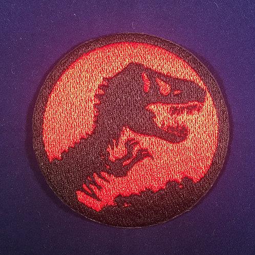 Jurassic World Rex Patch