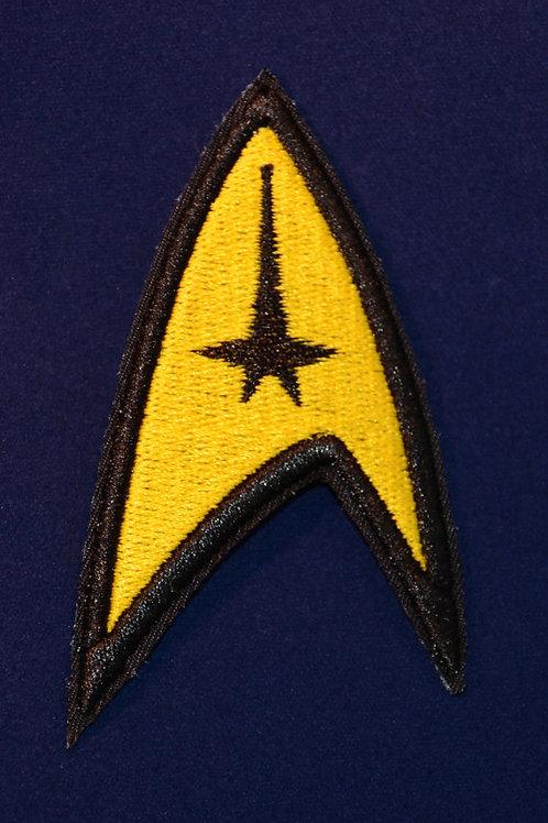 Star Trek - Command Insignia, Patch